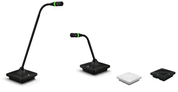 Konferenzraum Mikrofon Freisprech Systeme
