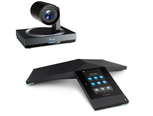 Konferenzraum Kamera mit Polycom TRIO8800