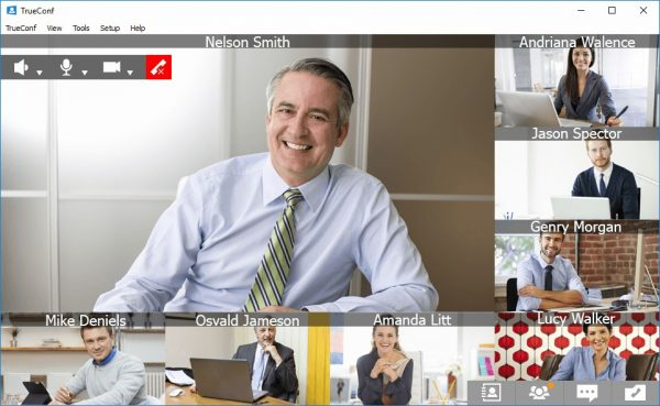 Linux Windows Videokonferenz Software