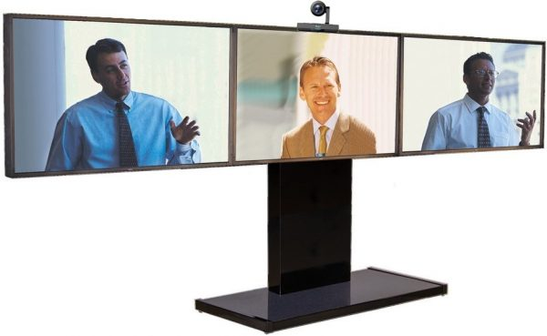 Multi Display Telepresence