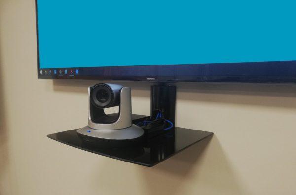 Videokonferenz Kamera Wandmontage